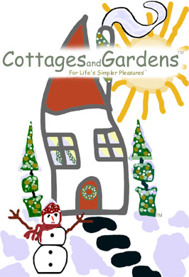 Cottages and Gardens Magazine - The Cottage Logo