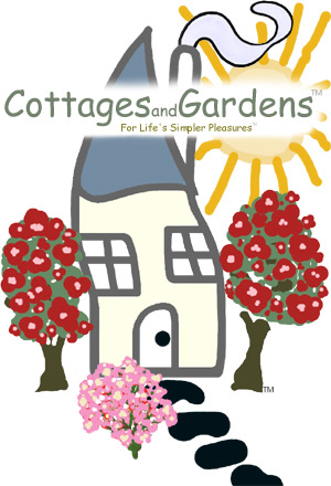 Cottages and Gardens Logo - The Cottage