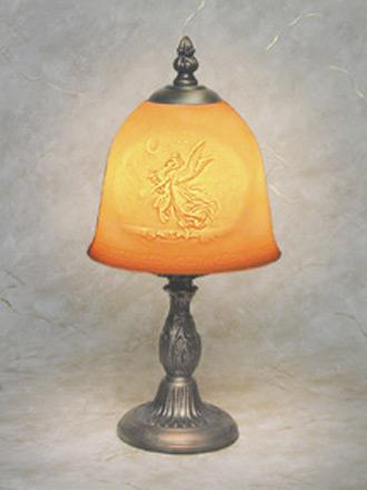 Guardian Angel Petite Lamp A Porcelain Lithophane Petite